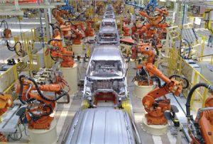 نمونه از ربات های صنعتی